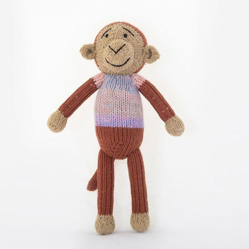 津巴布韋針織公仔 (猴子) Zimbabwean Knitted Toy (Monkey)