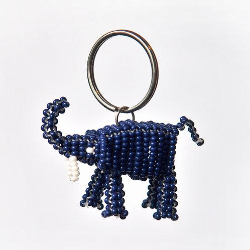 肯亞動物匙扣 (小象) Kenyan Animal Key Ring (Elephant)