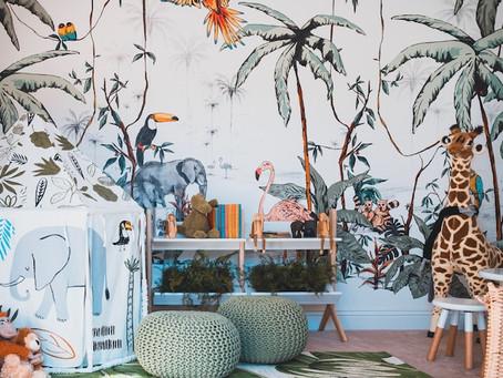 Jungle Playroom