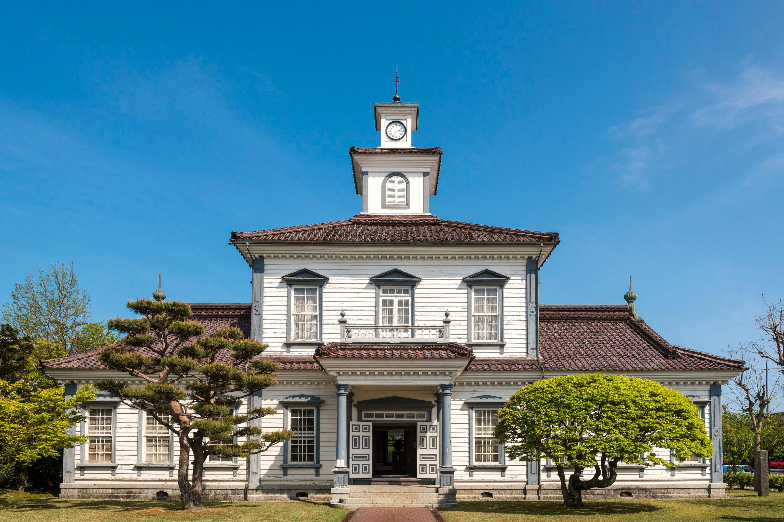 鶴岡市街地観光めぐり