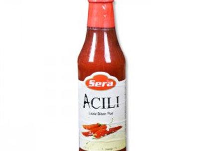 Sera Stærk rød chili sauce 98ml