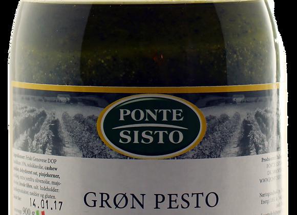 PESTO GRØN GENOVESE DOP, 6X900 G
