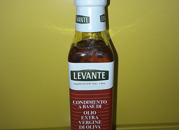 LEVANTE EX. JOMFRU OLIVENOLIE M/CHILI, 12X250 ML