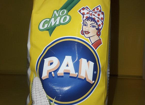 PAN Majsmel Hvide 1kg