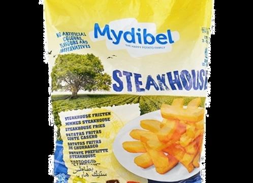 Steakhouse pommes frites 9x18 pr/ks