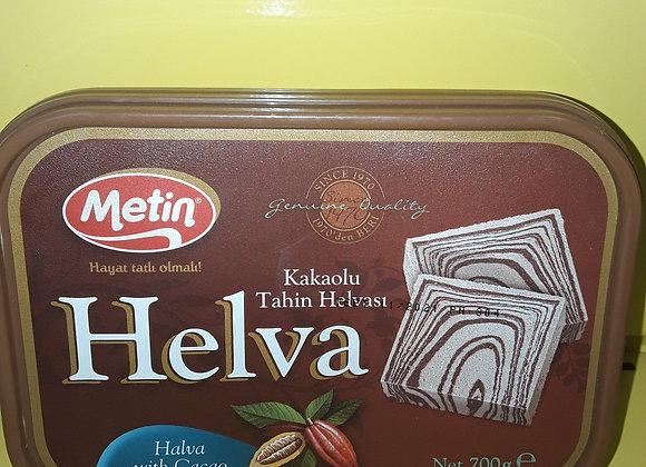 Metin Helva, Kakao 700g