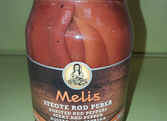 Melis Syltede Grillede Paprika 720ml