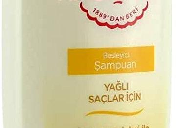 Haci Sakir Shampoo, Lemon