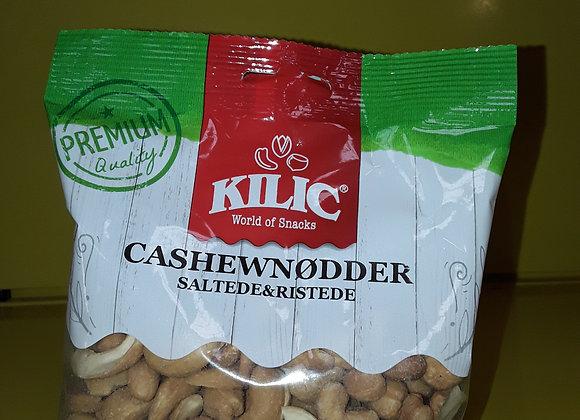 Kilic Cashewnødder, Saltede 220g