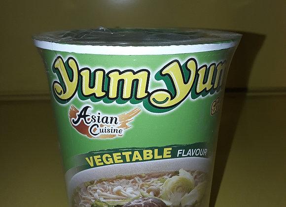 Yumyum Nudler, Cup, Vegetar 70g