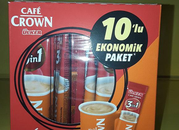 Ulker Crown, Kaffe, 3-I-1, Klassik 40x13g