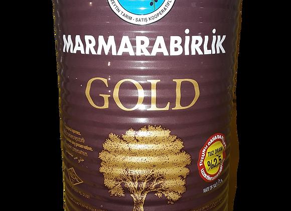 Marmarabirlik Oliven, Guld (M), I Dåse 800g pr ds