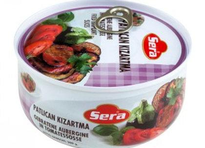 Sera Færdigret stegte auberginer i tomatsauce 314ml.
