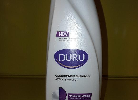 DURU Shampoo Tyndt Hår, 600ml