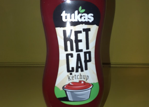 Tukas Ketchup Mild, 400g