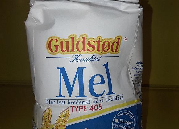 Goldstaub Mel 1kg
