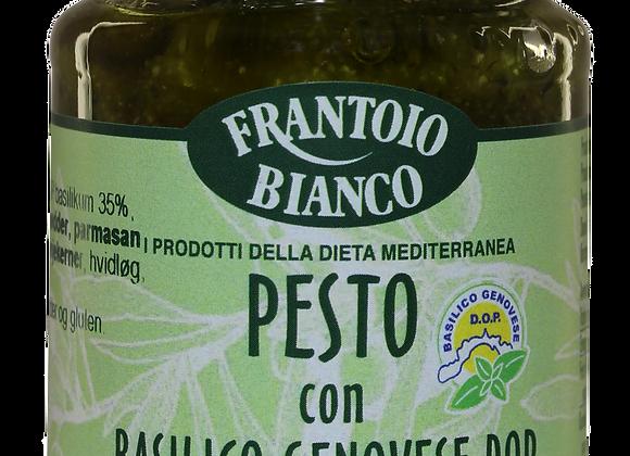 FRANTOIO BIANCO PESTO GRØN GENOVESE DOP EXTRA, 12X90 G