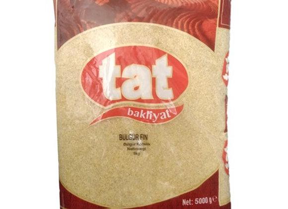 Tat Bulgur Fin 5 kg pr ps