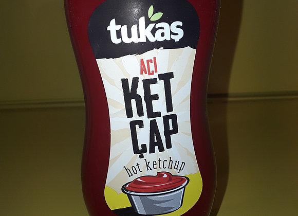 Tukas Ketchup Stærk, 400g