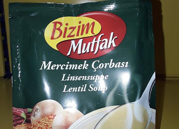 Ulker Bizim Linse Mercimek Suppe 65g