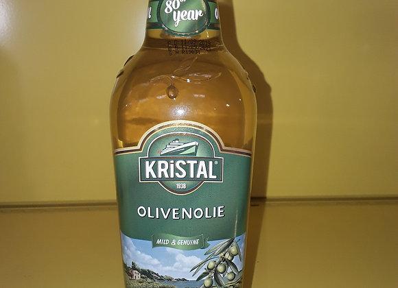 Kristal Olivenolie, riviera i glass 750ml