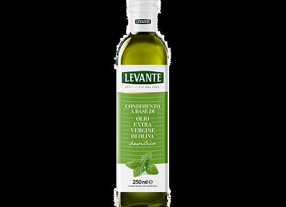LEVANTE EX. JOMFRU OLIVENOLIE M/BASILIKUM, 250 ML