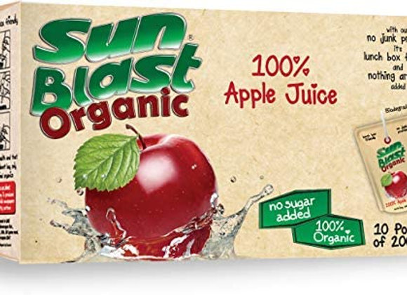 Sunblast Økologisk Æblejuice %100