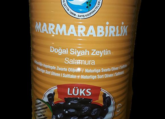 Marmarabirlik Sorte Oliven, Luks 3Xs 800g pr stk