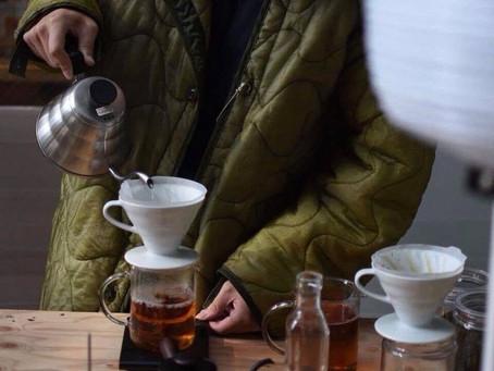 1.12(日) さろんぶるー 茶日-SABI-ハンドドリップで淹れた高瀬茶を味わう