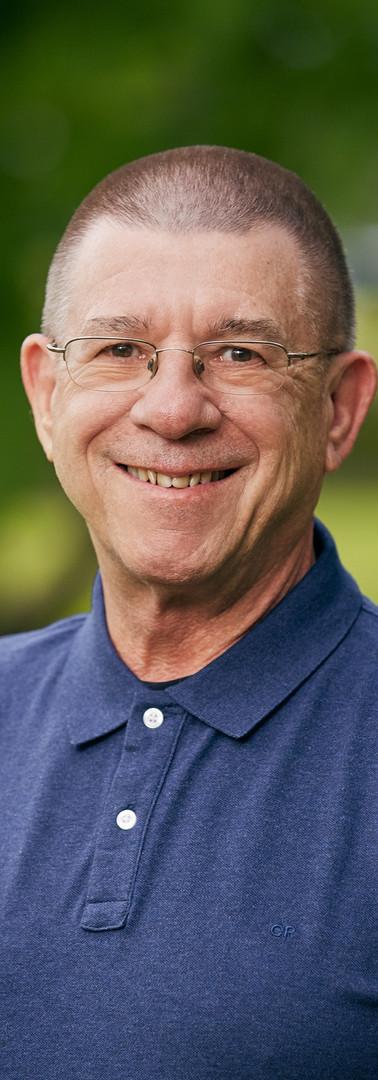 Dr Garry Johnson