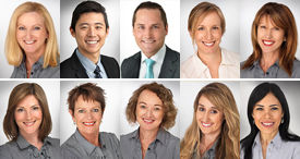 Meet te Kings Dental team
