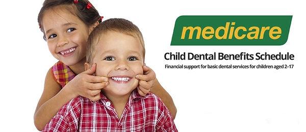 NSW Child Dental Benefits Schedule