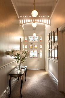 Kings Dental pratice hallway