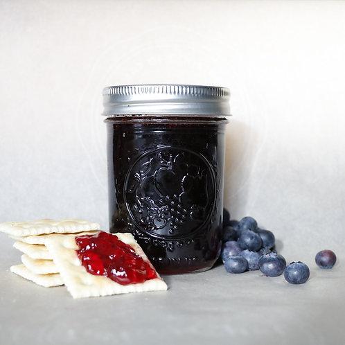 Bluebarb Jam