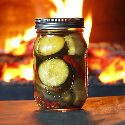 Hot Mamas - a Spicy Dill