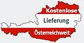 Kostenlose Lieferung Österreichweit