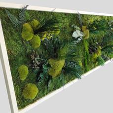 Dschungelbild 150x50 cm