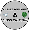 create your own mosspicture