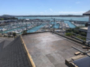 Membrane roof rebuild progress photo.jpe