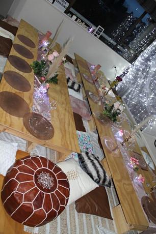 Split table Pop up