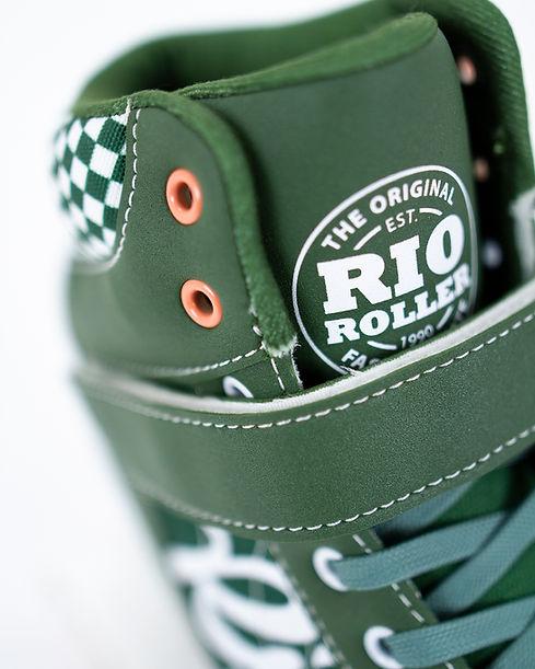 RIO320 RIO325 Rio Roller Mayhem II Green