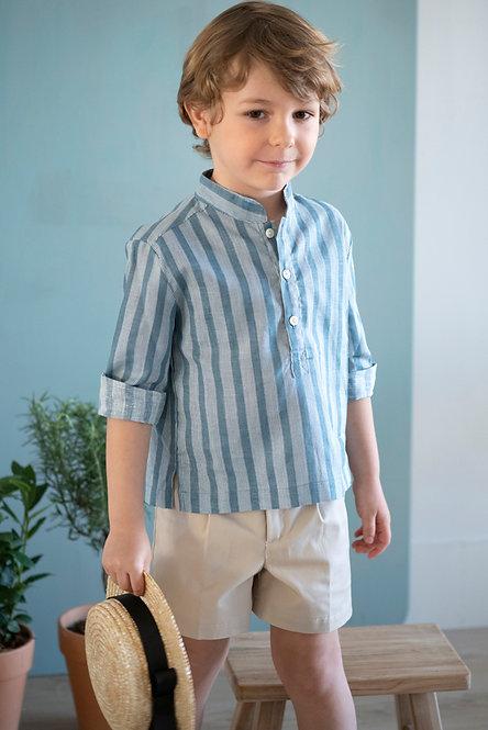 Camisa Juan: Rayas