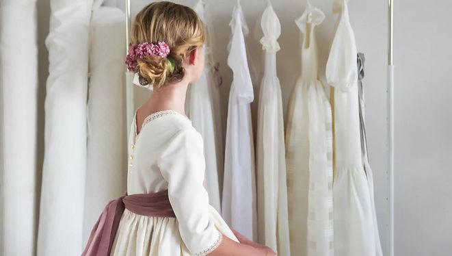 vestidos de primera comunion 2021