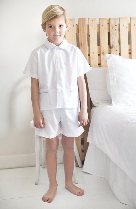 Pijama niño: Blanco