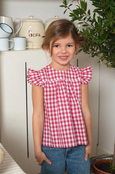 Camisa Clementina Vichy