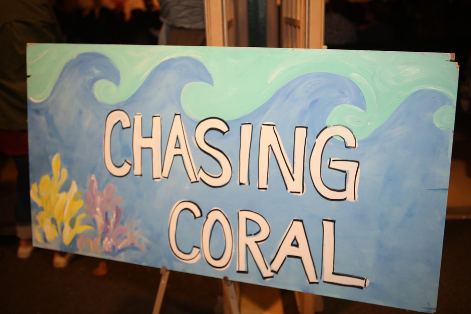 A Heated Issue: Chasing Coral   Agents of Change Brings Together Experts and Community Members