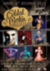 The Gilded Merkin Burlesque & Cabaret Show Nottingham