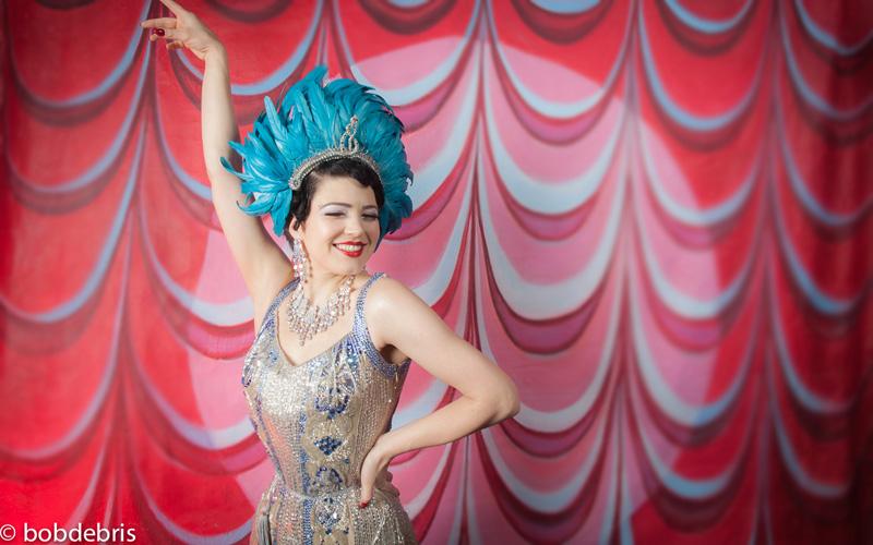 Bonnie Fox in The Great Gatsby