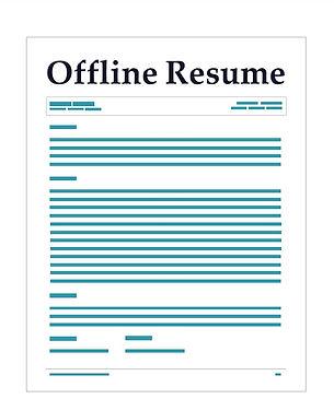 Resume Revamp-Offline-Resume-Services-Gr