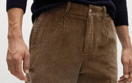 Время носить вельветовые брюки